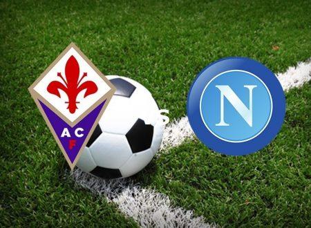 Probabili formazioni Fiorentina Napoli