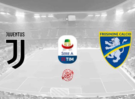 Probabili formazioni Juventus Frosinone