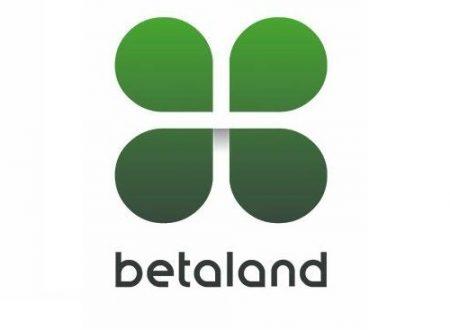 Betaland Registrazione