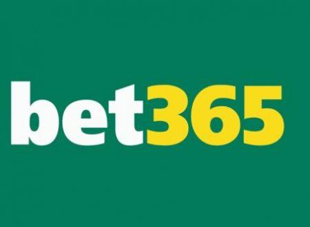 Bonus benvenuto Bet365