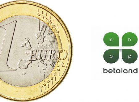 Su Betaland Scommessa Minima 1€