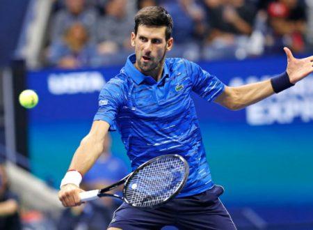 """Us Open, allarme Djokovic. """"Problema spalla, spero poter giocare il terzo turno"""""""
