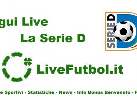 Risultati Live Serie D