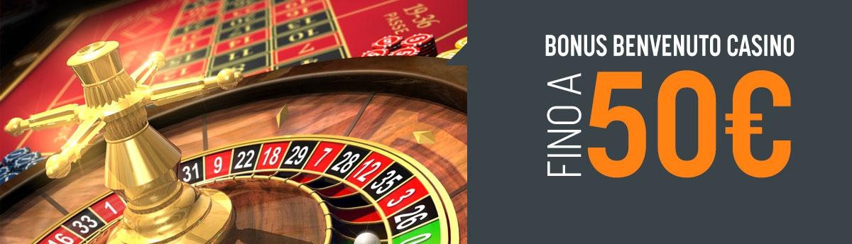 bonus casino snai