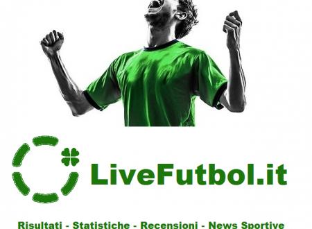Risultati calcio in diretta su LiveFutbol.it