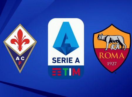 Diretta Fiorentina-Roma ore 20.45: dove vederla in tv e probabili formazioni